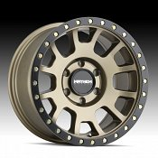 Mayhem Scout Flow Form 8302 Gold Custom Wheels Rims