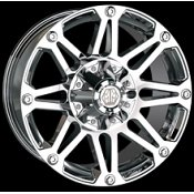 Mayhem Riot 8010 Chrome Custom Wheels Rims