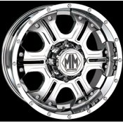 Mayhem Havoc 8020 Chrome Custom Wheels Rims