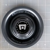 2237140306 / Motegi Racing FF7 Gunmetal Center Cap