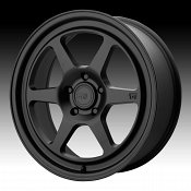 Motegi Racing MR136 Satin Black Custom Wheels Rims