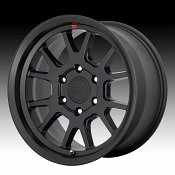 Motegi Racing MR149 MT6 Satin Black Custom Wheels Rims