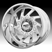 Moto Metal MO403 Forged Polished Custom Wheels Rims
