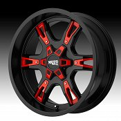 Moto Metal MO969 Satin Black Custom Wheels Rims
