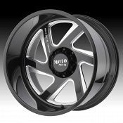 Moto Metal MO400 Forged Gloss Black Milled Custom Wheels Rims