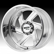 Moto Metal MO400 Forged Polished Custom Wheels Rims
