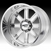 Moto Metal MO402 Forged Polished Custom Wheels Rims