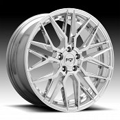 Niche Gamma M249 Chrome Custom Wheels Rims