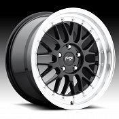 Niche M093 Project Black Machined Custom Wheels Rims