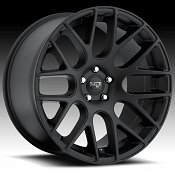 Niche M110 Circuit Matte Black Custom Wheels Rims
