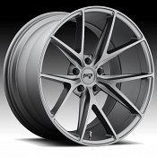 Niche M116 Misano Anthracite Custom Wheels Rims