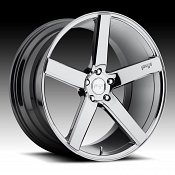Niche M136 Milan Chrome PVD Custom Wheels Rims