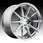 Niche Essen M148 Chrome Custom Wheels Rims