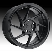 Niche Kumo M176 Satin Black Custom Wheels Rims