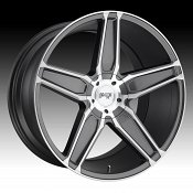 Niche Cannes M181 Anthracite Machined Custom Wheels Rims