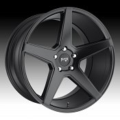Niche Carini M185 Matte Black Custom Wheels Rims