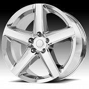 OE Creations 129C Chrome Custom Wheel