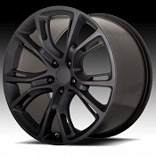 OE Creations 137MB Matte Black Custom Wheel