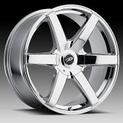 Pacer 785C Ovation Chrome Plated Custom Wheels Rims