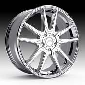 Pacer 790C Insight Chrome Custom Wheels Rims