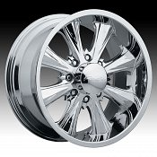 Panther 259C 259 Juice Chrome Custom Rims Wheels