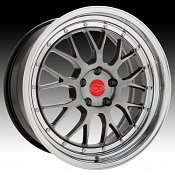 Privat Akzent Opal Machined Custom Wheels Rims