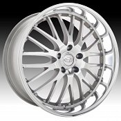 Privat Netz Silver Custom Wheels Rims