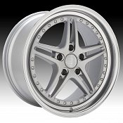 Privat Rivale Silver Custom Wheels Rims