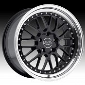 Privat Werks Matte Black Custom Wheels Rims