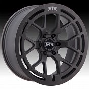 RTR 950SC Tech 6 Satin Charcoal Custom Wheels Rims