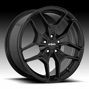 Rotiform HUR R171 Matte Black Custom Wheels Rims