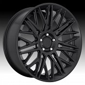 Rotiform JDR R164 Matte Black Custom Wheels Rims