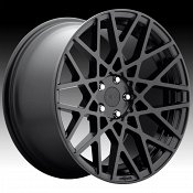 Rotiform BLQ R112 Matte Black Custom Wheels Rims