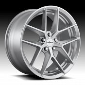 Rotiform FLG R133 Gloss Silver Custom Wheels Rims