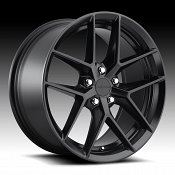 Rotiform FLG R134 Matte Black Custom Wheels Rims