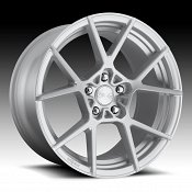 Rotiform KPS R138 Brushed Silver Custom Wheels Rims