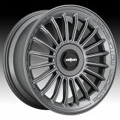 Rotiform BUC-M R160 Matte Anthracite Custom Wheels Rims