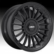 Rotiform BUC-M R161 Matte Black Custom Wheels Rims