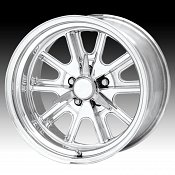 American Racing Shelby® Cobra® VN427 Polished Custom Rims Wheels