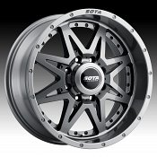 SOTA Offroad Draeger 573AB Anthra-Kote Custom Truck Wheels Rims