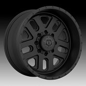 TIS 539B Satin Black Custom Wheels Rims