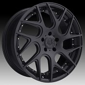 TIS 542B Gloss Black Custom Wheels Rims