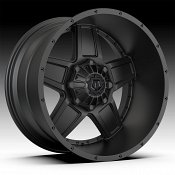 TIS 543B Satin Black Custom Wheels Rims