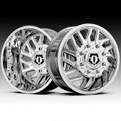 TIS Wheels 544C Dually Chrome Custom Truck Wheels Rims