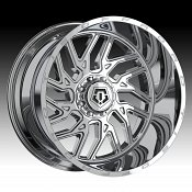 TIS 544V Chrome PVD Custom Wheels Rims