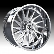TIS Wheels 547C Chrome Custom Truck Wheels