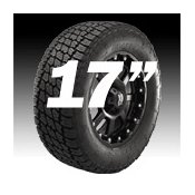 "17"" Nitto Terra Grappler G2 Tire"