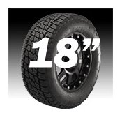"18"" Nitto Terra Grappler G2 Tire"
