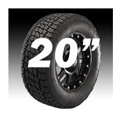 "20"" Nitto Terra Grappler G2 Tire"