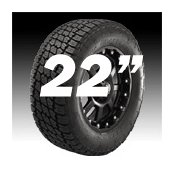 "22"" Nitto Terra Grappler G2 Tire"